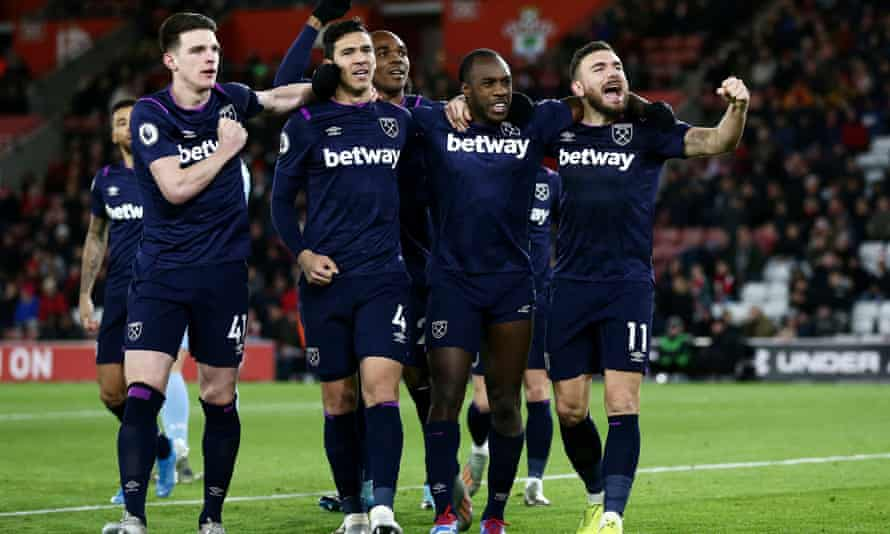 Michail Antonio thinks West Ham can improve after their recent poor form which cost Manuel Pellegrini his job.