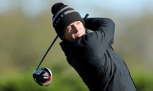 Rory McIlroy, the world No 6, hits his driver during the pro-am at Bay Hill on Wednesday.