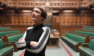 Cornelia Parker in the House of Commons