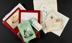 notebooks, correspondence and annotated teaching books from the Penelope Fitzgerald Archive.