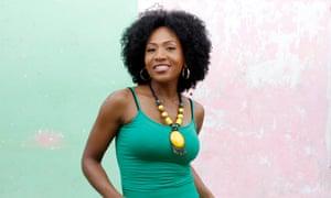 Rio Mira's lead singer Karla Kanora