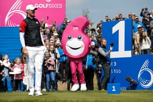 The Golf Sixes tournament attempted to make golf attractive to a new audience.