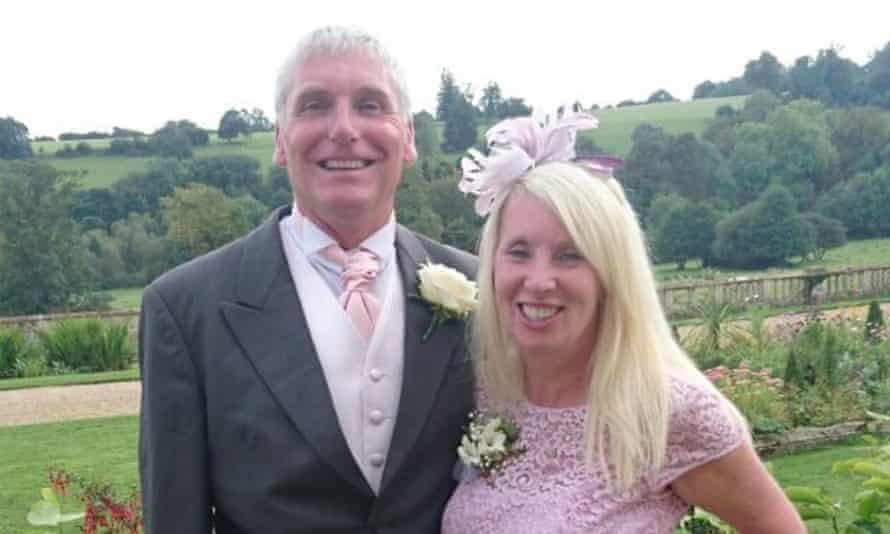 George and Maureen Hughes