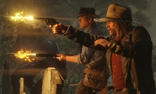 Red Dead Redemption 2 was created by an industry in dire