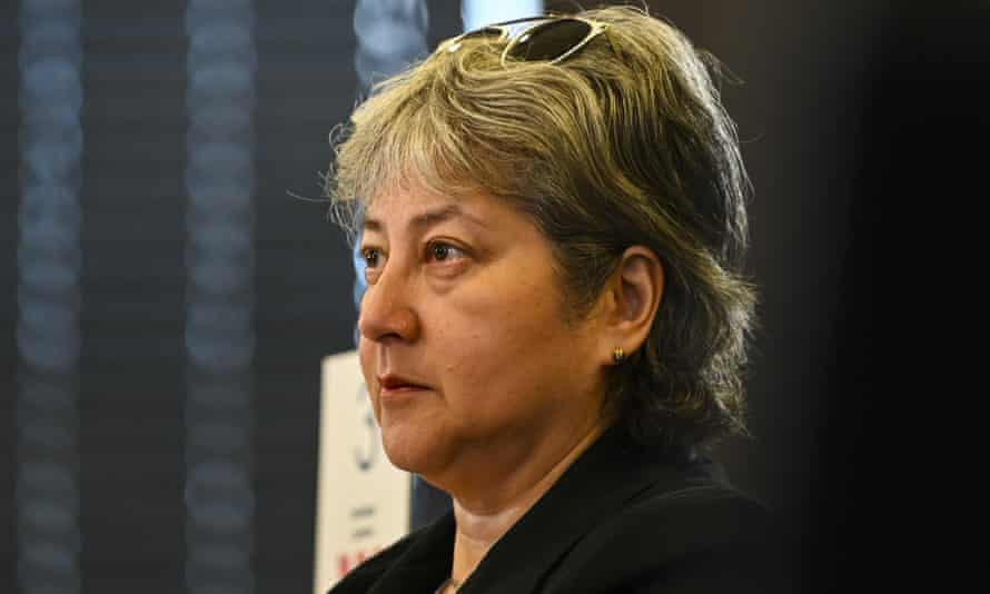 British high commissioner to Australia Vicki Treadell