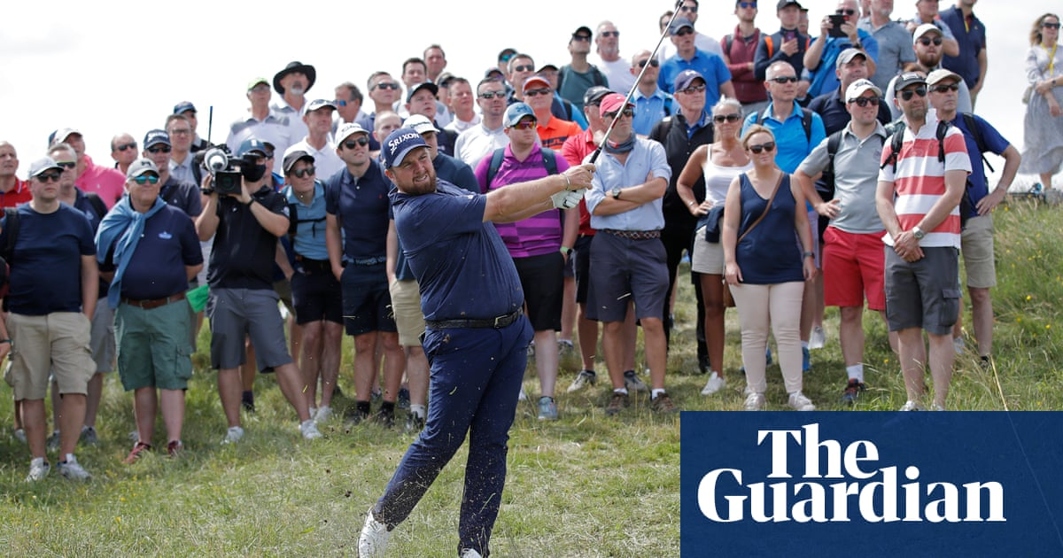 Shane Lowry fails to fire at Open as farmer Louis Oosthuizen makes hay | Michael Butler