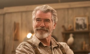 Pierce Brosnan plays Will Ferrell's father in a new Netflix film Eurovision Song Contest: The Story of Fire Saga