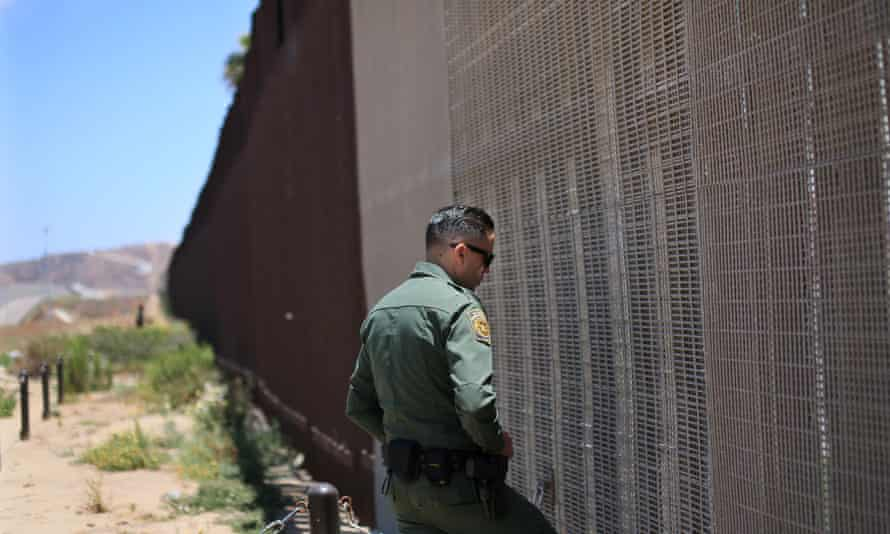 Cases against immigrants for having illegally entered the country at the US-Mexico border accounted for half of all criminal cases in the US federal court system in 2015.