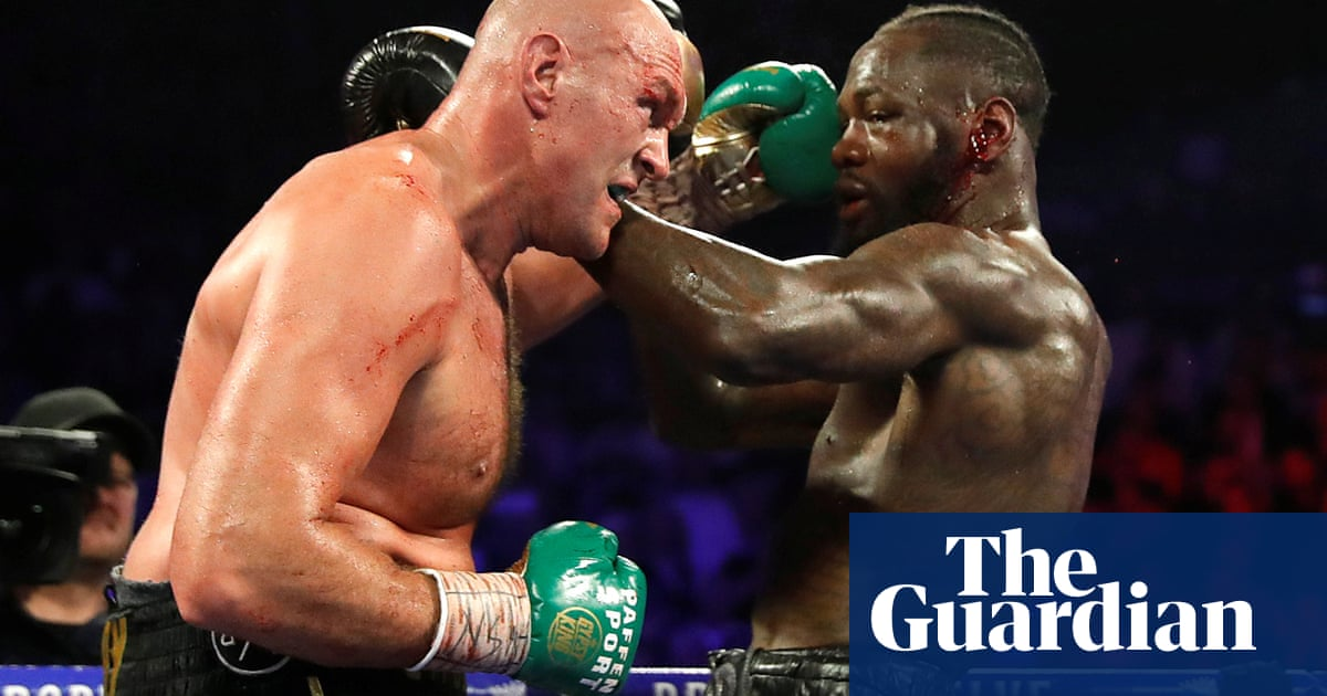 Joshua v Fury faces new hurdle after legal ruling over Wilder fight