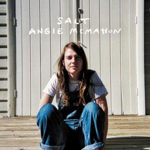 Cover of Angie McMahon's new album, Salt