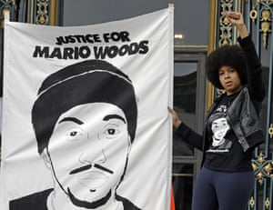 Mario Woods was killed by San Francisco police in 2016.