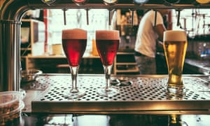 Savour some of Belgium's 15,000 types of beer in its old cafes and cellar bars.