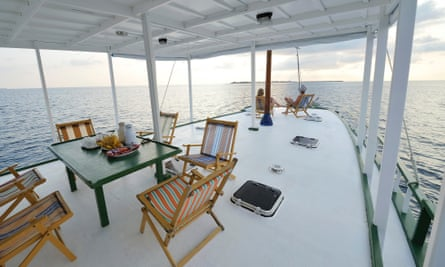 Maldives Dhoni Cruise with G Adventures