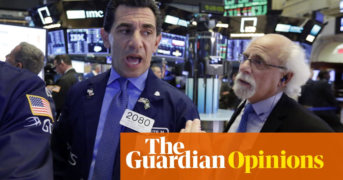 We are due a recession in 2020 – and we will lack the tools to fight
