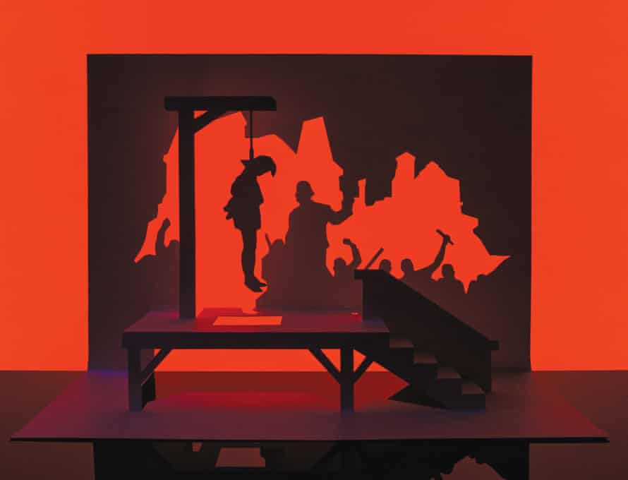 Gallows Hill, from the Horrorgami book
