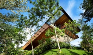 new Dyson house