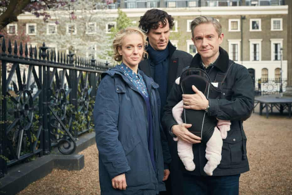 Sherlock reached new heights of action and emotion in The Six Thatchers.