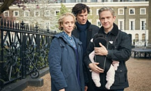 Sherlock promises to protect Mary and John's family … then betrays that vow.
