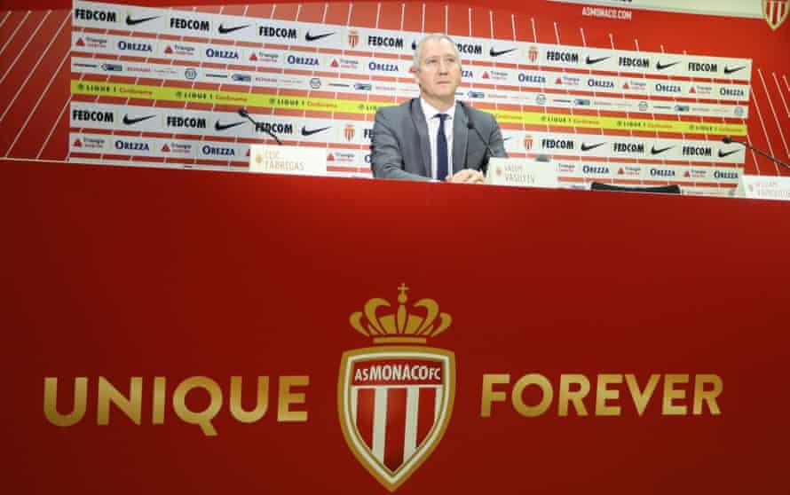Vadim Vasilyev has paid the price for Monaco's implosion.