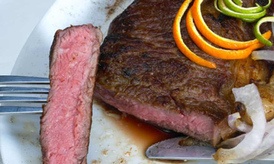 The caterers' annual 20% meat reduction target equates to the flesh of 45,000 cows.