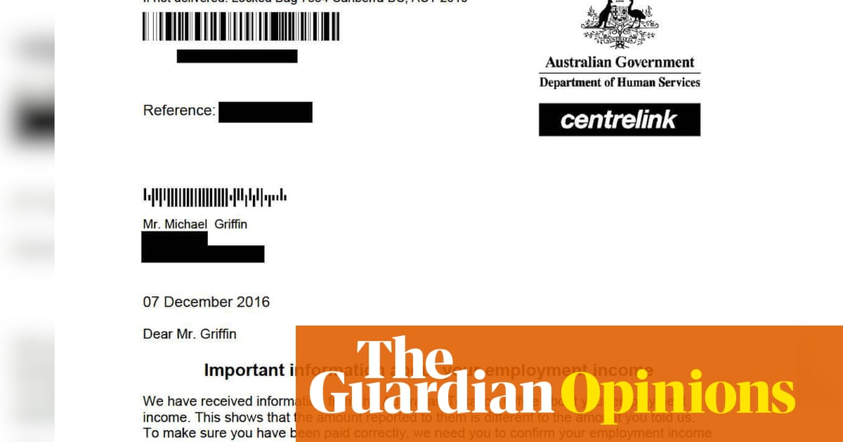 This is what happened when Centrelink called to review my