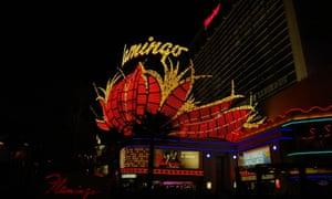 The new Flamingo Casino Hotel. The original Flamingo inspired the building of Las Vegas; Slack's new development platform could similarly be a catalyst for enterprise tech.