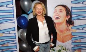 Mamma Mia! producer Judy Craymer.