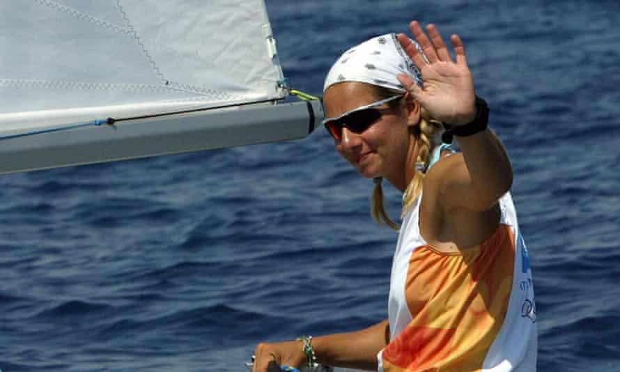 Η Σόφια Πικάτορο κέρδισε χρυσό μετάλλιο στους Ολυμπιακούς Αγώνες στην Ελλάδα το 2004.