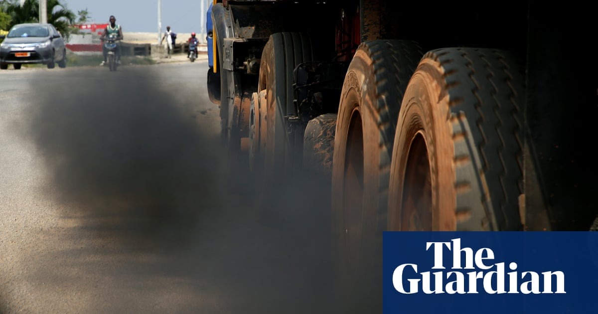 Make historic campaign to ban leaded petrol 'blueprint to phase out coal', says UN