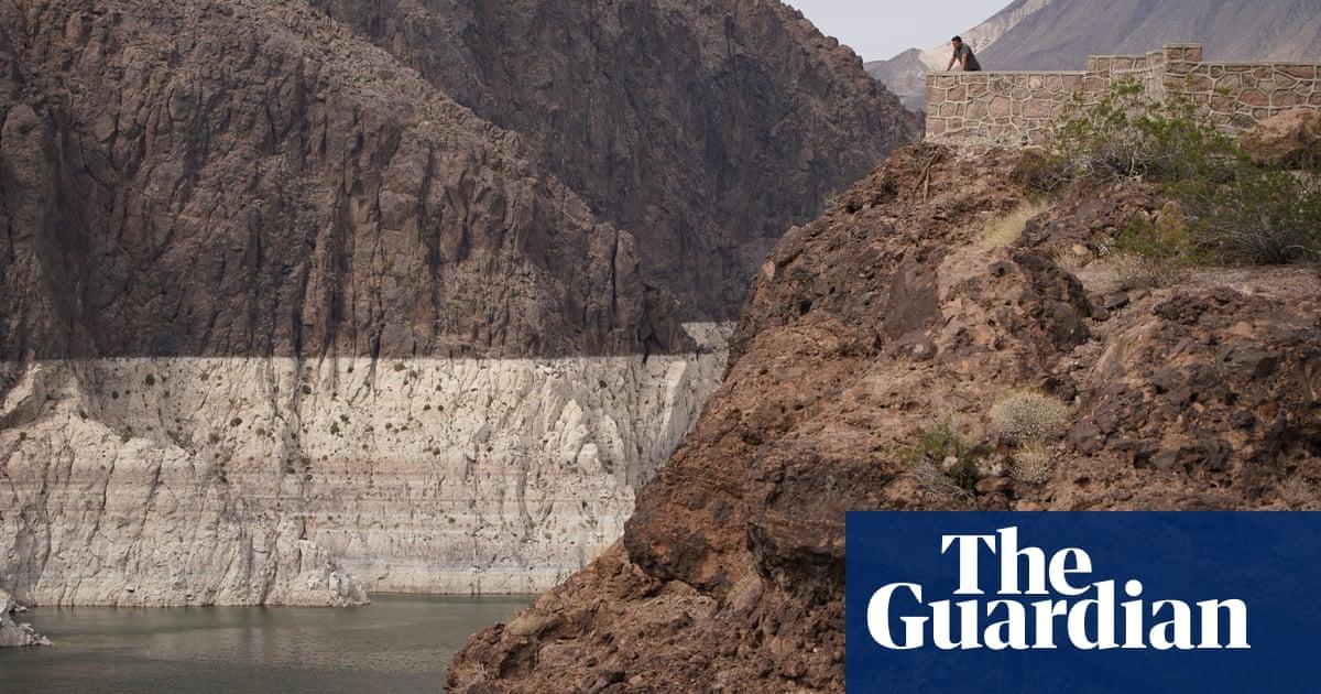 Biggest US reservoir declares historic shortage, forcing water cuts across west