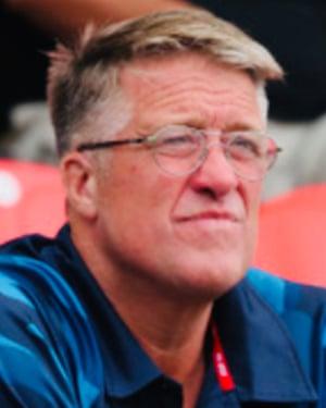 John Bastian, head of youth development, Hull Kingston Rovers