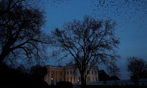 The Trump White House has faced a week of turmoil.
