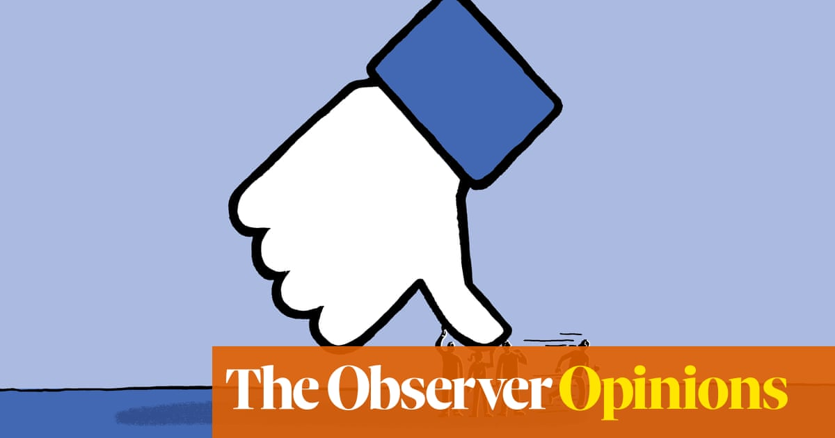 Australia shows the way. It's the job of governments not big tech to run democracies | John Naughton