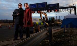 ITV's hit drama Unforgotten.