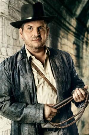 Gary Anderson as Indiana Jones
