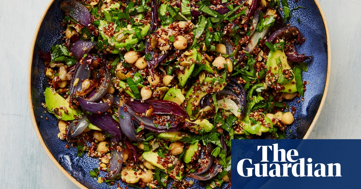 Yotam ottolenghis recipes for tinned pulses food the guardian forumfinder Images