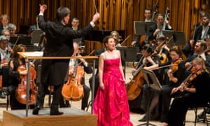 Alan Gilbert conducts the New York Philharmonic and soprano Christina Landshamer at the Barbican, London.