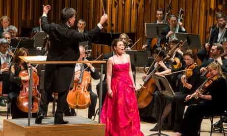 Alan Gilbert conducts the New York Philharmonic and soprano Christina Landshamer at the Barbican, London.