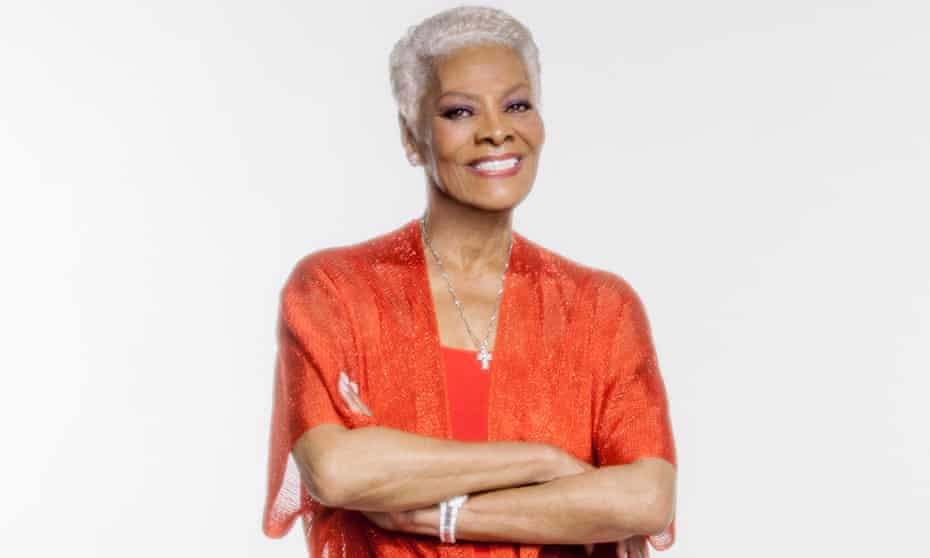 Dionne Warwick: 'The world is in the most chaotic state ever.'
