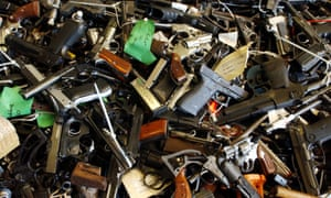 After the 1996 Port Arthur massacre, rapid-fire long guns were banned in Australia; a year later there was a mandatory buyback of prohibited firearms. In 2003, a handgun buyback program was introduced.