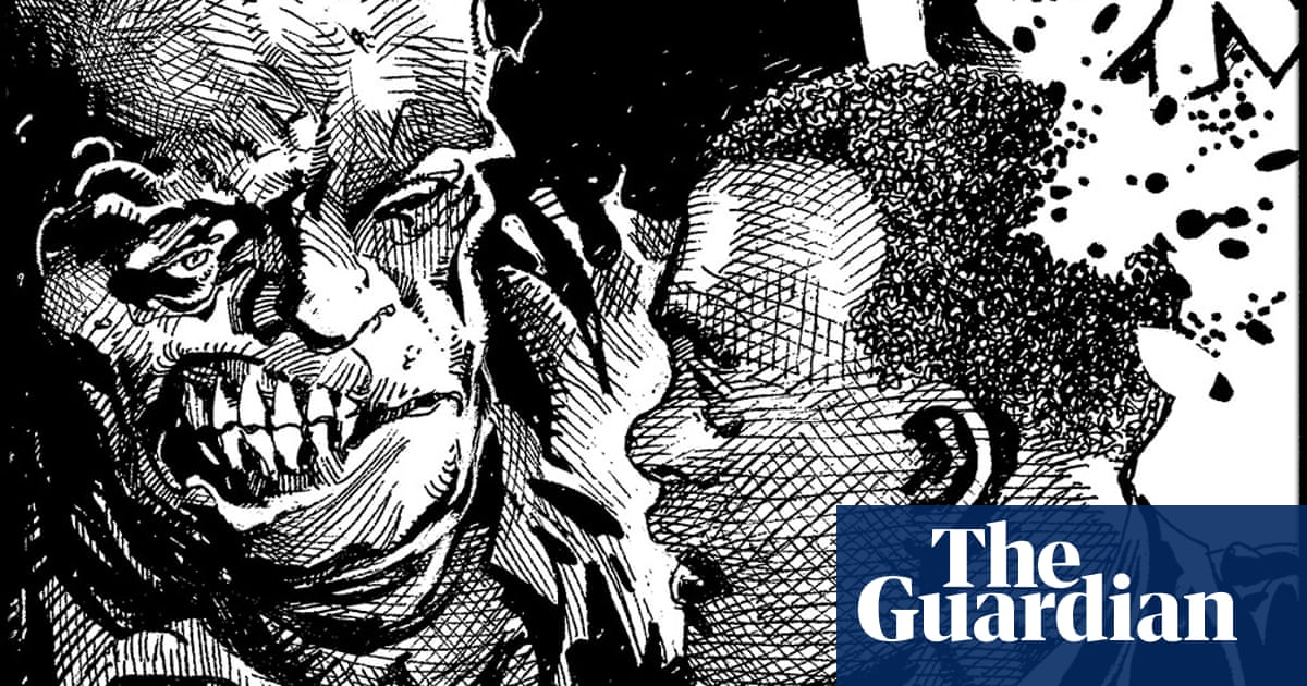 Barry Windsor-Smith is back: 'Monsters has been a slow and difficult experience'