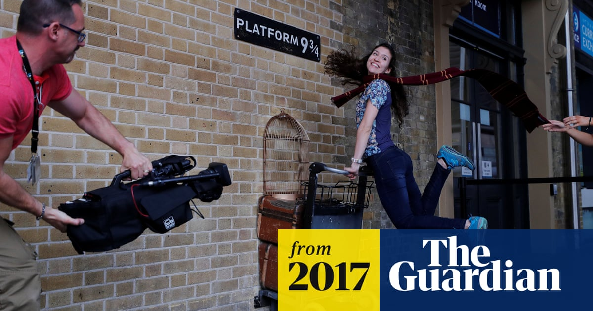 Harry Potter and the Philosopher's Stone finally arrives in