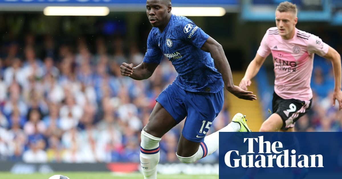 Kurt Zouma happy to have completed 'very, very long journey' at Chelsea