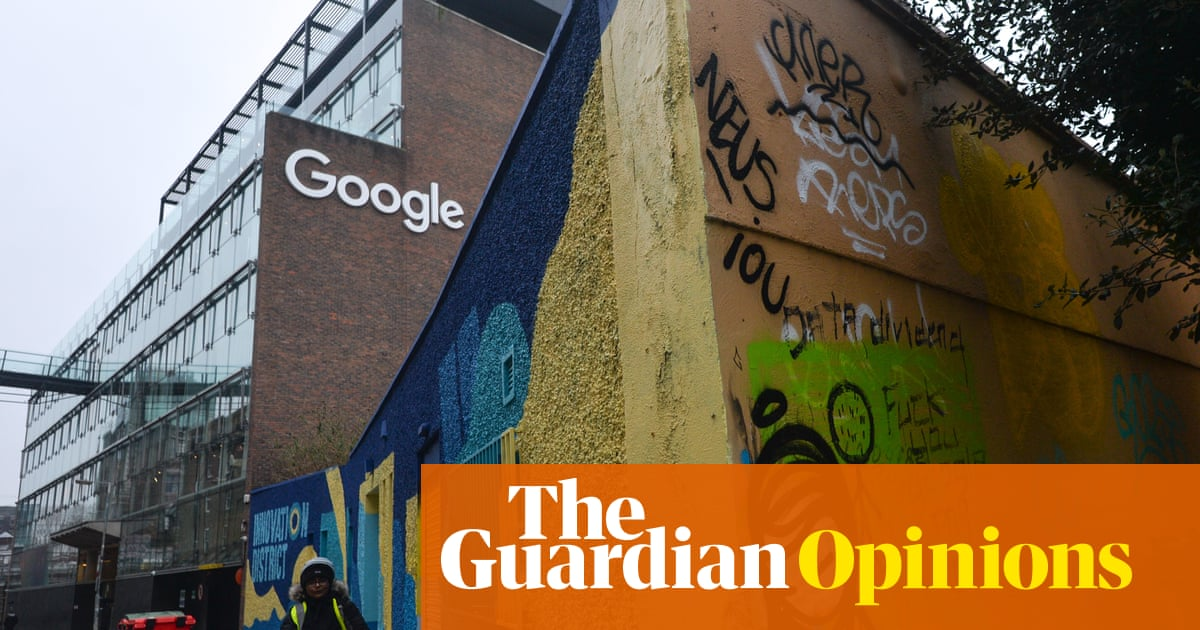 The global corporate tax deal doesn't add up – we're about to be ripped off again
