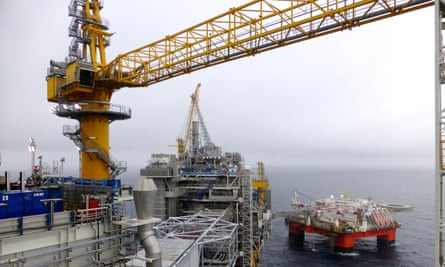 Equinor operates an oil platform in the Johan Sverdrup oilfield in the North Sea. The company says it has been open about it's plans in South Australia.