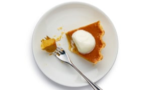 Yumpkin … Felicity Cloake's pumpkin pie.