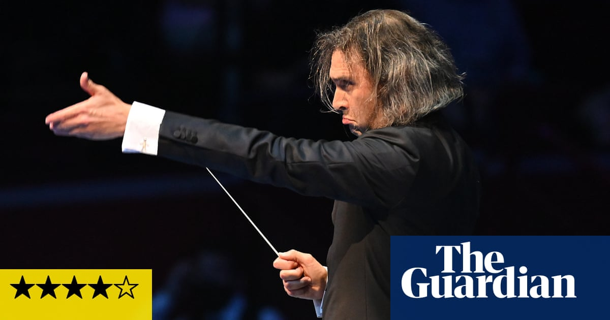 Prom 15: LPO/Jurowski review – orchestral visionary signs out in style