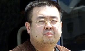 Kim Jong-nam, half-brother of North Korea's leader
