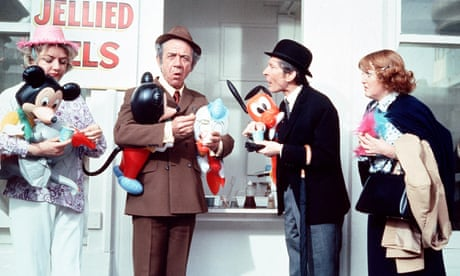 Carry On films weren't all bad; they celebrated the working class in its heyday
