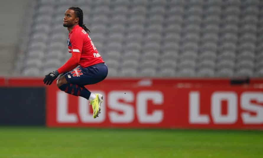 Renato Sanches and Lille are on the up in Ligue 1.